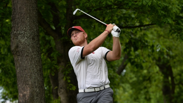 Oklahoma wins NCAA golf title, beating Oregon 3-1-1