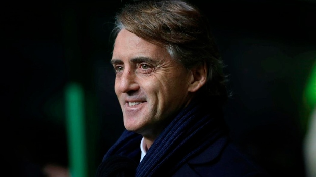Roberto Mancini appointed as Italy head coach