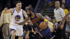 Klay Thompson, Kyrie Irving