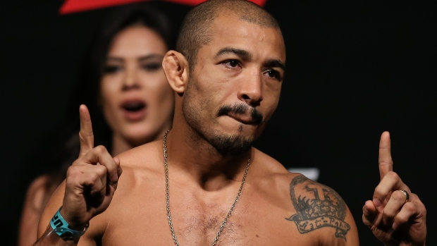 Jose Aldo - Jeremy Stephens to Throw Hands in Calgary