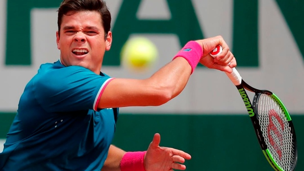 Canada's Raonic ousted in fourth round of French Open by Spain's Carreno Busta Article Image 0