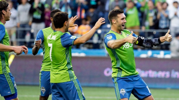 Will Bruin scores in 69th, Sounders beat Dynamo 1-0