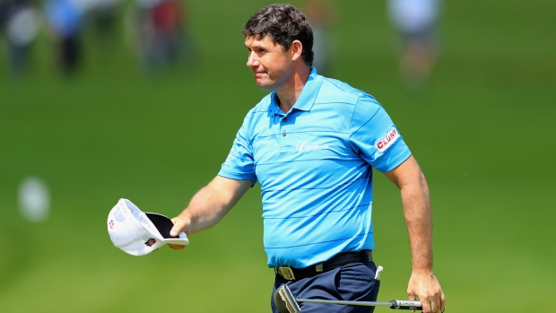 Harrington relying on vets for away Ryder Cup