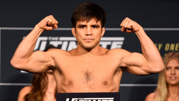 Henry Cejudo returns against Wilson Reis at UFC 216 in Canada