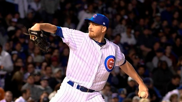 Cubs place Hendricks on 10-day DL with hand tendinitis