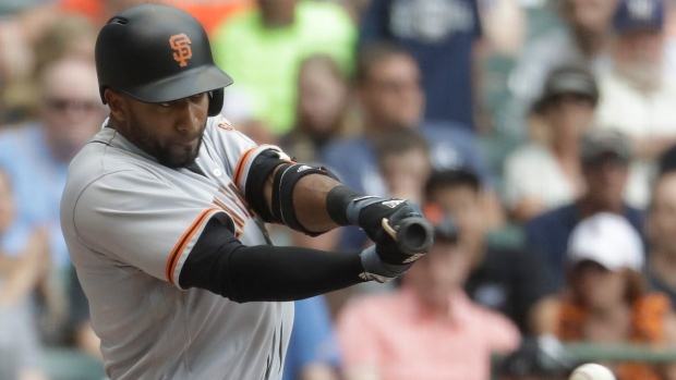 San Francisco Giants: After Hug Watch, Nunez Goes to Boston