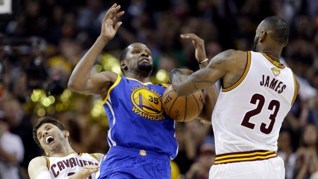 bbdcae9f99cf By The Numbers  Cavaliers vs. Warriors in the NBA Finals - TSN.ca