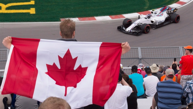 Canadian GP: Lewis Hamilton cruises to sixth win in Montreal