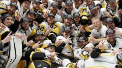 Pittsburgh Penguins Celebrate