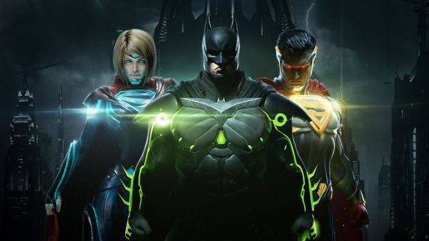 ELEAGUE Injustice 2 World Championship coming October 21