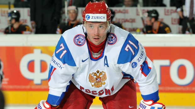 How Productive Can Kovalchuk Be On An Nhl Roster Tsnca