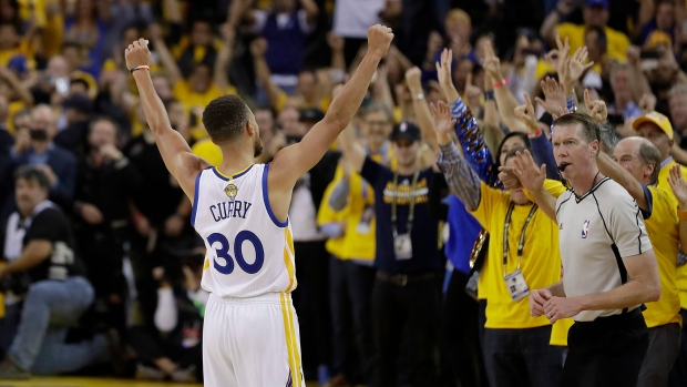 Warriors React To Second Title In Three Years