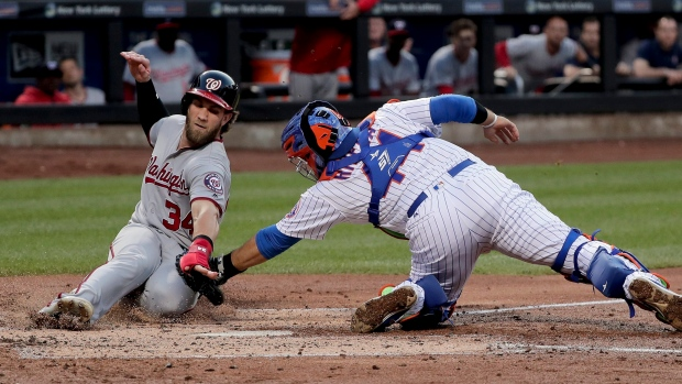 Mets recall catcher Kevin Plawecki from Triple-A Las Vegas