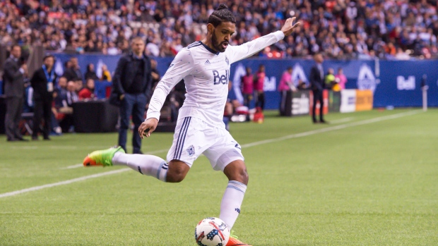 Whitecaps' Williams charged with assault in domestic case