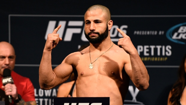 487d3307 UFC's Makdessi willing to sacrifice for his sport - TSN.ca