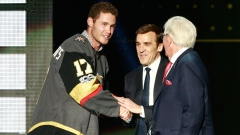 Bill Foley George McPhee Brayden McNabb