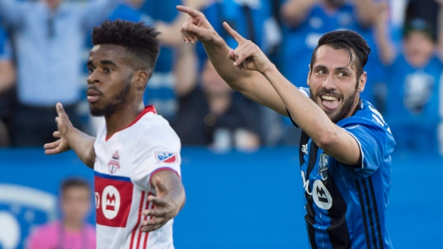 Toronto, Montreal tie 1-1 in Canadian Championship 1st leg