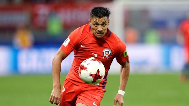 Sanchez Fit For Germany Clash, Says Chile Coach