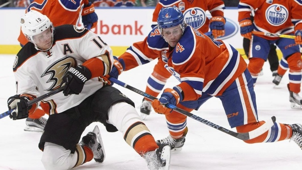 Kris Russell & Corey Perry