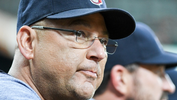 Terry Francona will not manage tonight's game against the Rangers