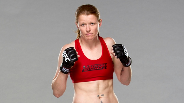 Tonya Evinger Replaces Megan Anderson Against Cyborg