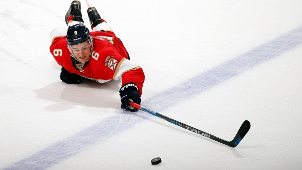 Oilers get Petrovic from Panthers - TSN.ca 4f17536cf