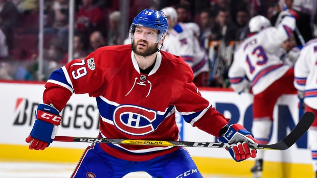 Canadiens lose Radulov to Stars, replace him with Hemsky