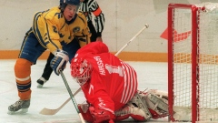 1994 Winter Olympics - Gold Medal Game: Team Sweden v Team Canada