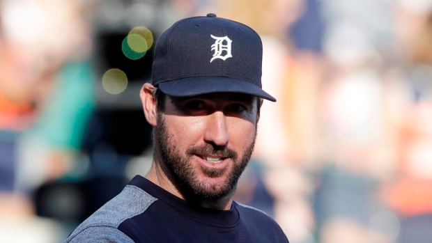 Tigers, Astros talking Verlander deal