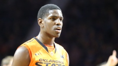 COLLEGE BASKETBALL: FEB 22 Oklahoma State at Kansas State