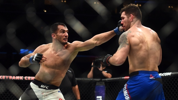 Mousasi says title fight could have stopped him from leaving UFC
