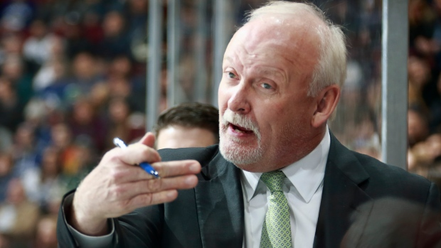 Lindy Ruff officially became the assistant of Alain Vigneault