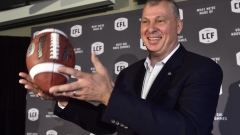 Ambrosie faces tough decision in his first day as the CFL's commissioner Article Image 0
