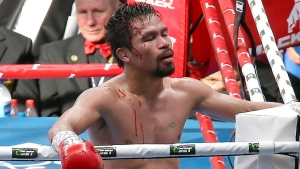 Casavant: Manny Pacquiao's best days are behind him