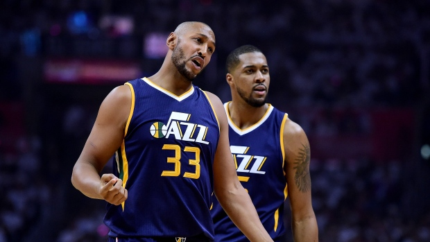 Boris Diaw waived by Jazz before contract guarantee date