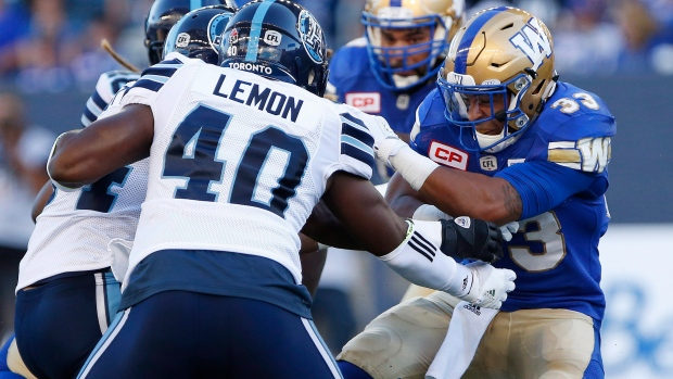 Argos' Lemon looking to return to the Grey Cup - Article - TSN
