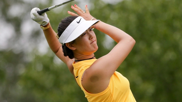 Wie withdraws from Women's Open with injury