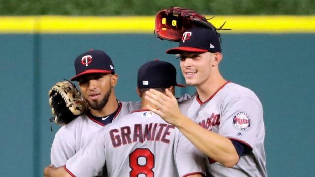 Rosario S Double Helps Twins Beat Astros Tsn Ca