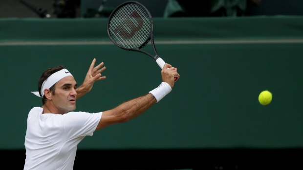 Roger Federer roadshow to continue at the Rogers Cup