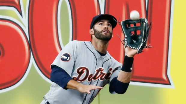 The Tigers officially trade JD Martinez to the Diamondbacks for prospects