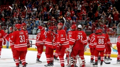 Hurricanes salute crowd