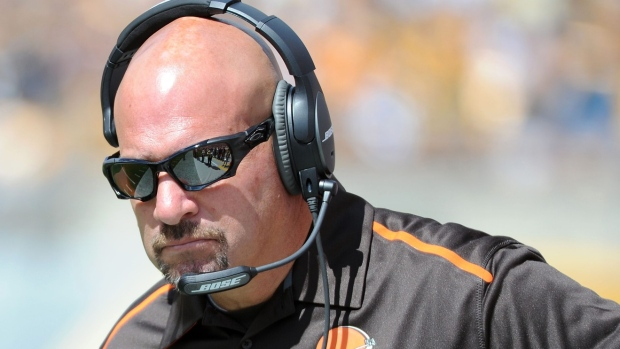 Browns fire GM Farmer, head coach Pettine - TSN.ca