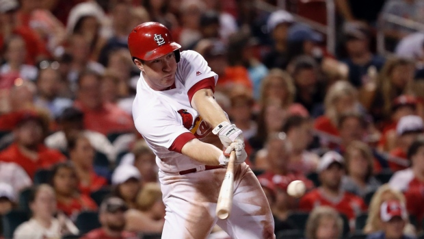 Cardinals send Gyorko to 10-day DL, recall Bader from Memphis