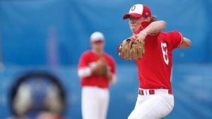 Ontario pitcher McQuaid bouncing back at Canada Games after car crash