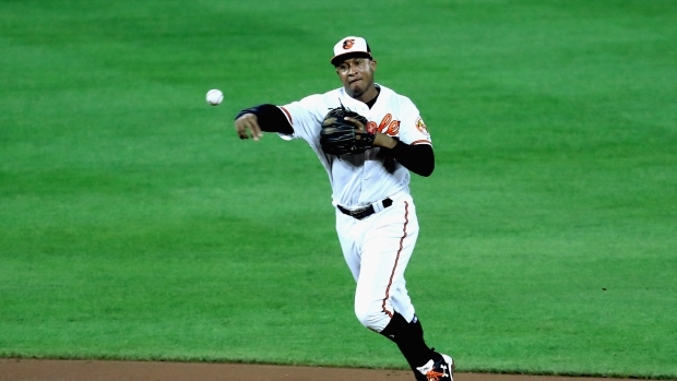 Tim Beckham is a future star for the Baltimore Orioles