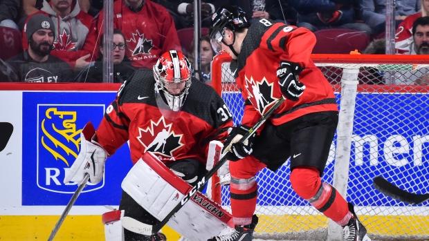 Canadian Juniors Make Final Cuts Set Roster Tsn Ca