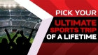 Ultimate Sports Trip of a Lifetime #14: Pick Your Trip