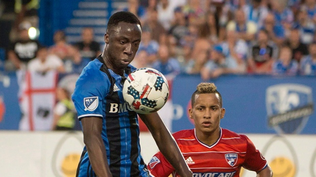 Barcelona purchase Montreal Impact winger Ballou Tabla