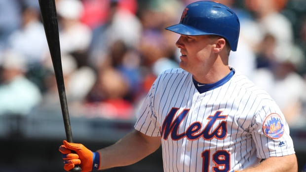 Jay Bruce going back to New York Mets