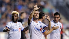 Blerim Dzemaili and Impact Celebrate